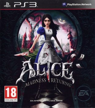 Alice: Madness Returns PS3-Spicy Horse