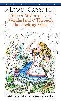 Alice's Adventures in Wonderland and Through the Looking-Glass-Tenniel John, Carroll Lewis, Cohen Morton Norton