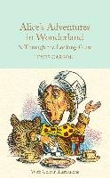 Alice's Adventures in Wonderland and Through the Looking-Glass-Carroll Lewis