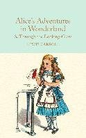 Alice's Adventures in Wonderland & Through the Looking-Glass-Carroll Lewis