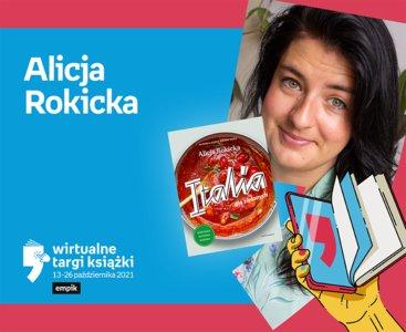 Alicja Rokicka (Wegan Nerd) – PREMIERA – Rozwój   Wirtualne Targi Książki