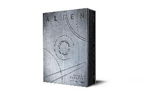 Alien Covenant: David's Drawings-Hallett Dane, Hatton Matt