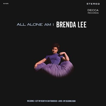 All Alone Am I - Brenda Lee