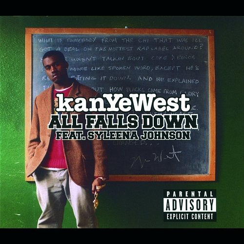 analysis of kanye wests all falls All falls down lyrics by kanye west: (feat syleena johnson) / [chorus - with kanye west ad-libs] / [kanye west] / yeah, this the real one.