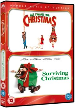 All I Want for Christmas/Surviving Christmas (brak polskiej wersji językowej)-Lieberman Robert, Mitchell Mike