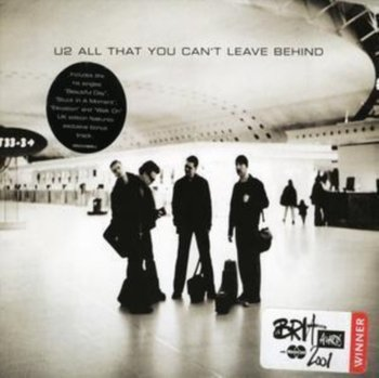 All That You Can't Leave Behind-U2