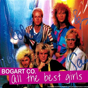 Bogart Co. - All The Best Girls