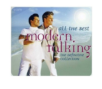 All The Best / The Definitive Collection-Modern Talking