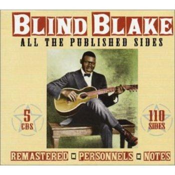 All the Published Sides-Blind Blake
