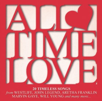 All Time Love-Various Artists