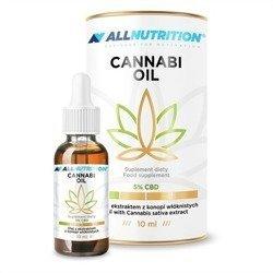 Allnutrition, Cannabi Oil - 5 %, 10 ml-Allnutrition