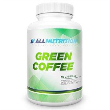 Allnutrition, Green Coffee, 90 kapsułek-Allnutrition