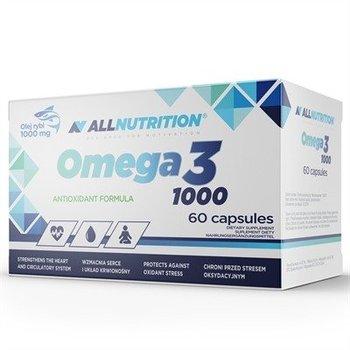 Allnutrition, Omega 3 1000, 60 kapsułek-Allnutrition
