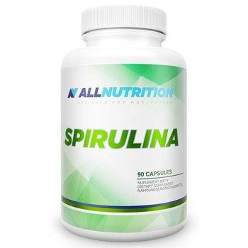 Allnutrition, Spirulina, 90 kaps-Allnutrition