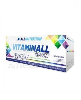 Allnutrition, Vitaminall Sport, 60 kapsułek-Allnutrition
