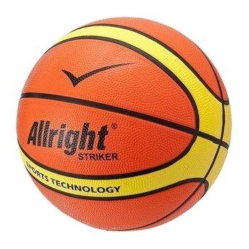 Allright, Piłka koszykowa, pomarańczowy, rozmiar 7-Allright