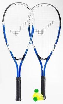 Allright, Zestaw do tenisa ziemnego, niebieski-Allright