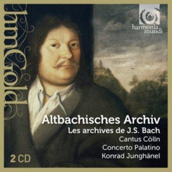 Altbachisches Archiv-Junghanel Konrad, Cantus Colln
