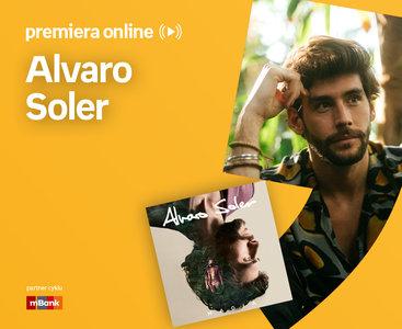 Alvaro Soler – PREMIERA ONLINE