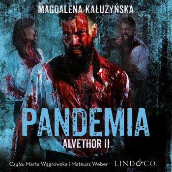 Alvethor. Pandemia. Tom 2-Kałużyńska Magdalena Maria