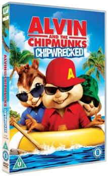 Alvin and the Chipmunks: Chipwrecked (brak polskiej wersji językowej)-Mitchell Mike