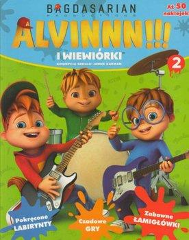 Alvinnn!!! i wiewiórki