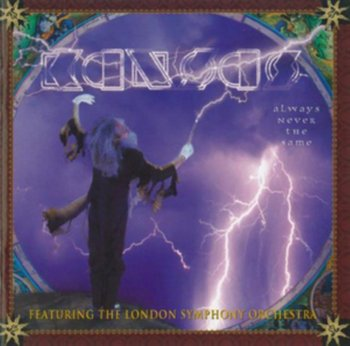 Always Never The Same-Kansas featuring the London Symphony Orchestra