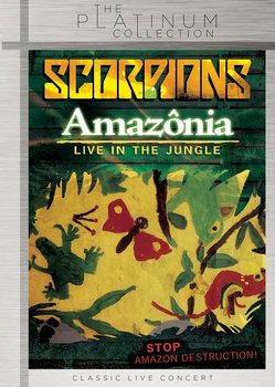 Amazonia - Live In The Jungle - Scorpions