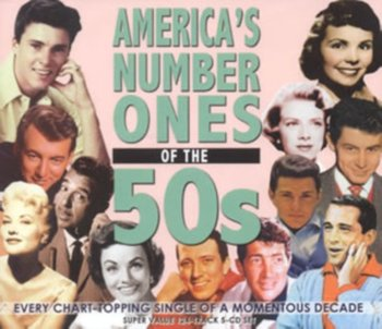 America's Number Ones Of The '50s-Various Artists