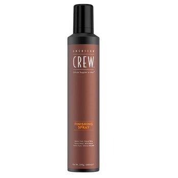 American Crew, Finishing Spray, spray lakier do włosów Medium Hold, 500ml-American Crew