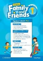 American Family and Friends 1. Teacher's Book Plus - Simmons Naomi, Thompson Tamzin, Quintana Jenny