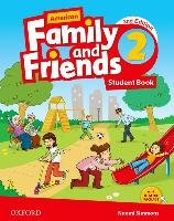 American Family and Friends 2. Student Book-Simmons Naomi, Thompson Tamzin, Quintana Jenny