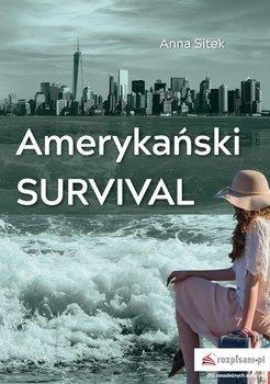 Amerykański survival-Sitek Anna