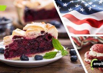Amerykańskie słodycze – co zjeść z okazji Święta Niepodległości?