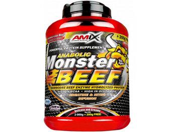 Amix, Anabolic Monster BEEF 90%, 2200 g, czekolada-Amix