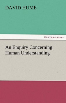 An Enquiry Concerning Human Understanding-Hume David