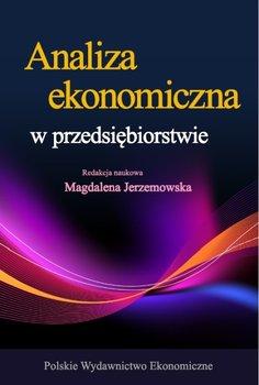 Analiza ekonomiczna w przedsiębiorstwie-Jerzemowska Magdalena