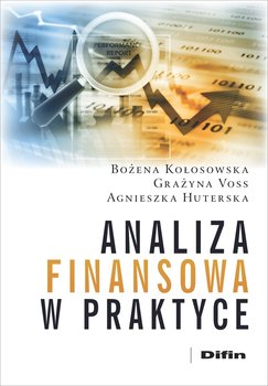 Analiza finansowa w praktyce-Kołosowska Bożena, Voss Grażyna, Huterska Agnieszka