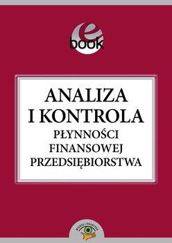 Analiza i kontrola płynności finansowej przedsiębiorstwa-Zdończyk Julita