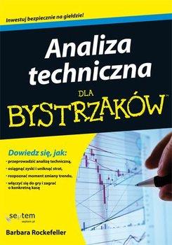 Analiza techniczna dla bystrzaków                      (ebook)
