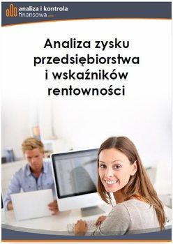 Analiza zysku przedsiębiorstwa i wskaźników rentowności-Kornacki Jakub