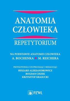 Anatomia człowieka. Repetytorium-Aleksandrowicz Ryszard, Ciszek Bogdan