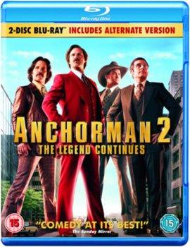 Anchorman 2 - The Legend Continues (brak polskiej wersji językowej)-McKay Adam