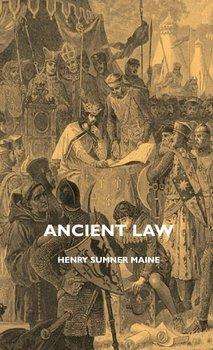 Ancient Law-Maine Henry James Sumner