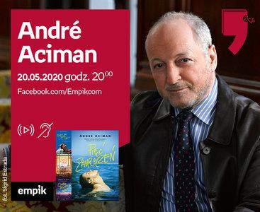 André Aciman - Premiera
