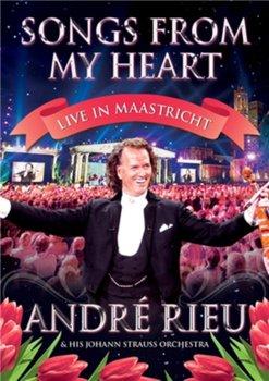 André Rieu: Songs from My Heart (brak polskiej wersji językowej)