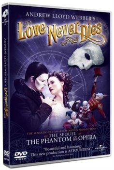 Andrew Lloyd Webber's Love Never Dies (brak polskiej wersji językowej)-Sullivan Brett, Phillips Simon, Phillips Simon