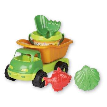 Androni, zabawka do piasku Ciężarówka i foremki