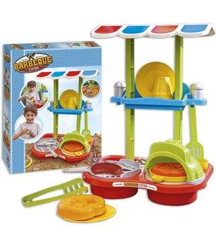 Androni, zabawka edukacyjna Grill Barbecue-Androni
