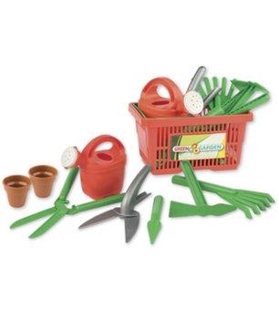 Androni, zabawka edukacyjna Koszyk z narzędziami ogrodowymi-Androni